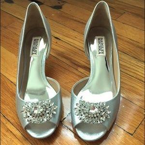 Badgley Mischka Macie heels